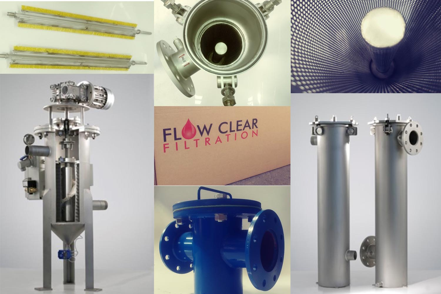 About Us: Custom Filtration Solutions